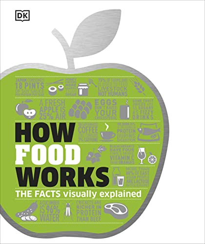 9780241289396: How Food Works: The Facts Visually Explained (Dk)