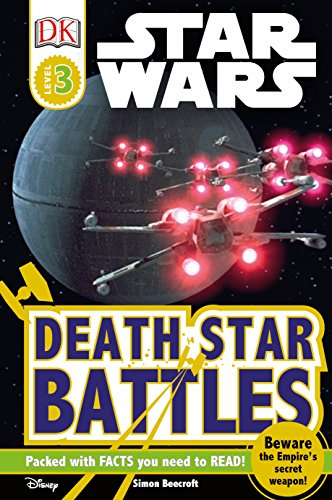 9780241290811: Star Wars Death Star Battles (DK Readers Level 3)
