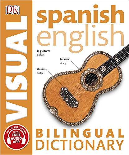 9780241292433: Spanish English. Bilingual visual dictionary (DK Bilingual Visual Dictionaries)