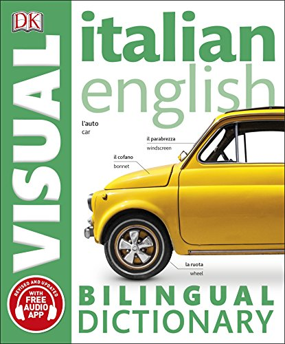 Italian English Bilingual Visual Dictionary: Dk, Dk