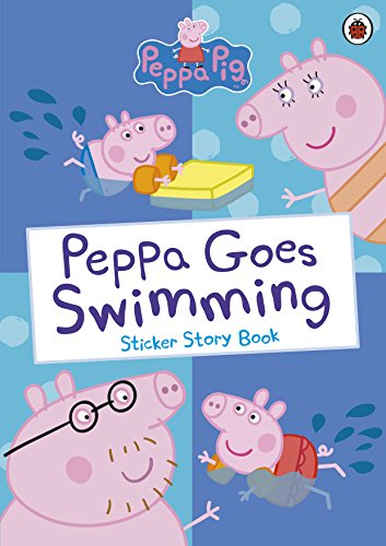 9780241294574: Peppa Goes Swimming (Peppa Pig)