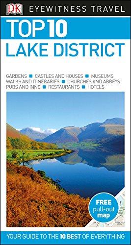9780241296288: Lake District Top 10 (DK Eyewitness Travel Guide) [Idioma Inglés] (Pocket Travel Guide)