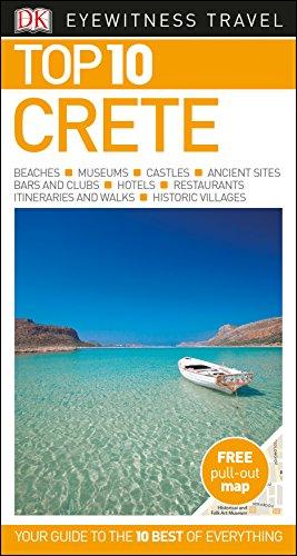 9780241296646: Top 10 Crete (DK Eyewitness Travel Guide)