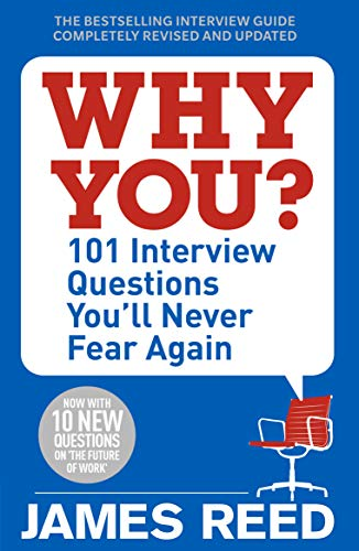 9780241297131: Why You?: 101 Interview Questions You'll Never Fear Again