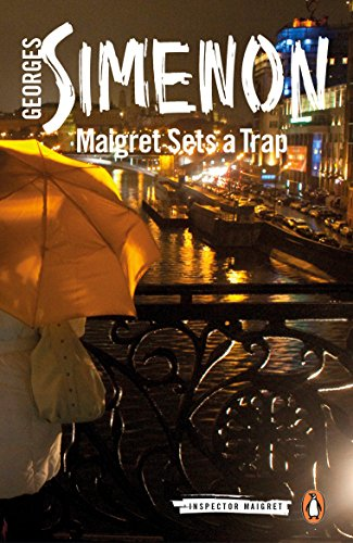 9780241297643: Maigret Sets a Trap (Inspector Maigret)
