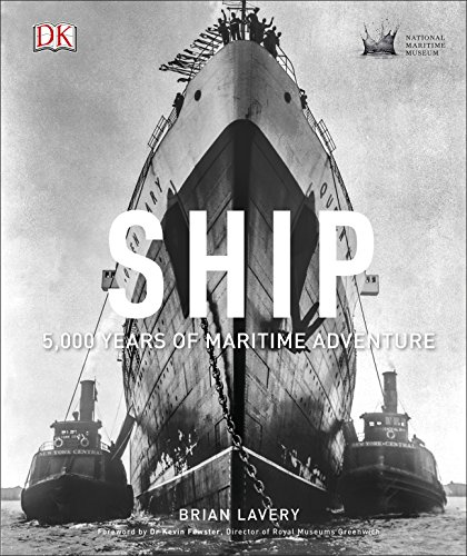 9780241298046: Ship: 5,000 Years of Maritime Adventure