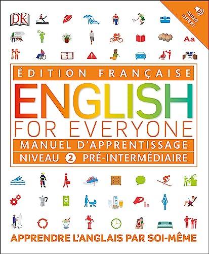 9780241302439: English for Everyone Manuel d'apprentissage Niveau 2 pré-intermédiaire