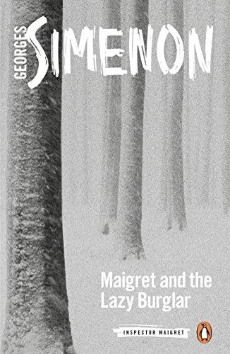 9780241303917: Maigret and the Lazy Burglar: Inspector Maigret #57