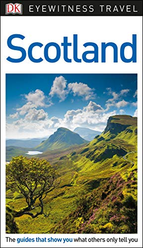 9780241309322: DK Eyewitness Travel Guide Scotland