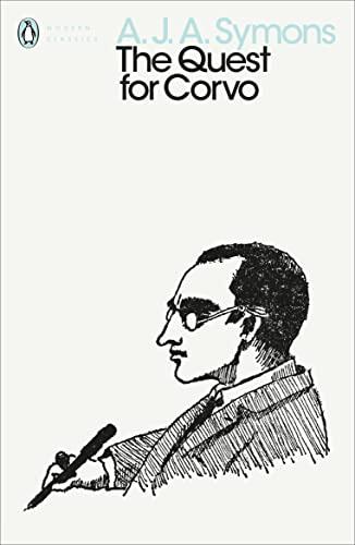 9780241312995: The Quest For Corvo (Penguin Classics)