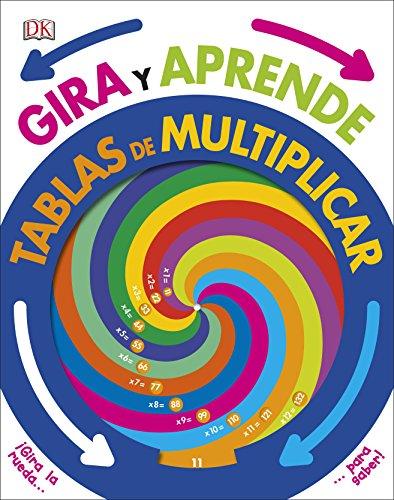 9780241313336: Gira y aprende: Tablas de Multiplicar (APRENDIZAJE Y DESARROLLO)