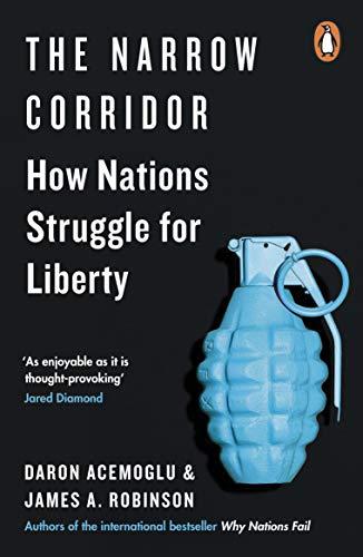 9780241314333: The Narrow Corridor: How Nations Struggle for Liberty