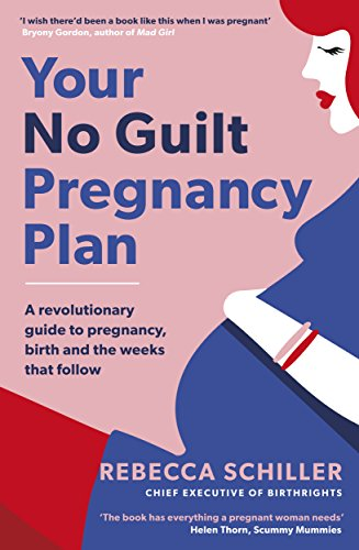 9780241315804: Your No Guilt Pregnancy Plan: A revolutionary guide to pregnancy, birth and the weeks that follow