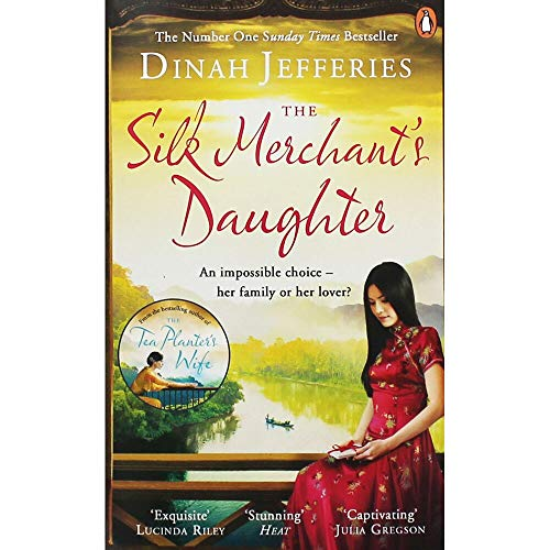 9780241316825: The Silk Merchant's Daughter