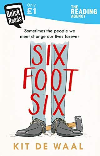 9780241317921: Six Foot Six (Quick Reads 2018)