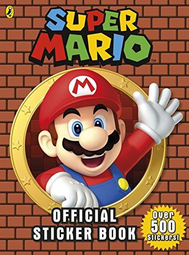 9780241322239: Super Mario: Official Sticker Book