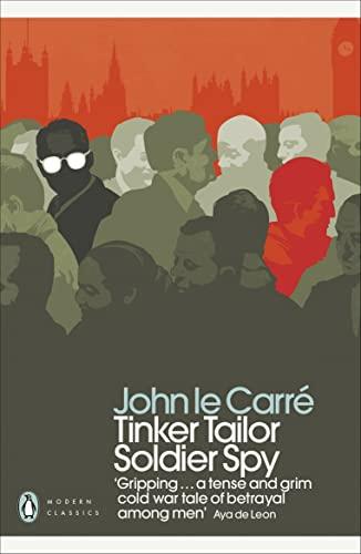 9780241323410: Tinker Tailor Soldier Spy (Penguin Modern Classics)