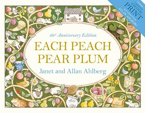 9780241328583: Each Peach Pear Plum
