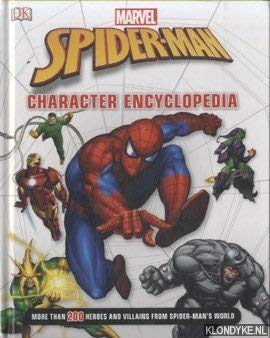 9780241330180: Spider-Man Character Encyclopedia. More then 200 heroes and villains from Spider-Man's world