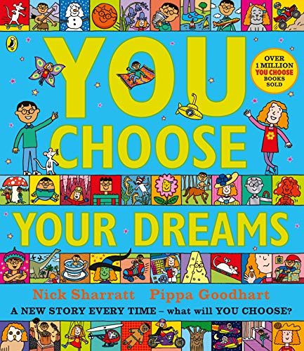 9780241334973: You Choose Your Dreams [Idioma Inglés]: Originally published as Just Imagine