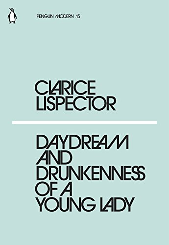 9780241337608: Daydream and Drunkenness of a Young Lady (Penguin Modern)