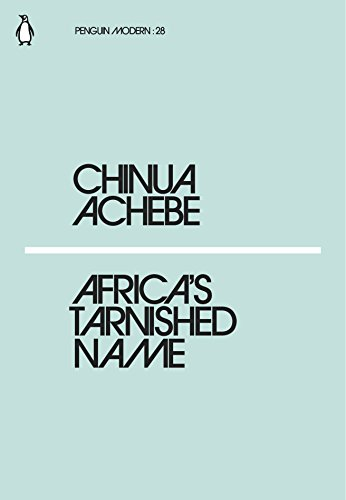 9780241338834: Africa's Tarnished Name (Penguin Modern)