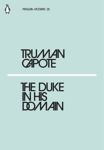 9780241339145: The Duke in His Domain (Penguin Modern)