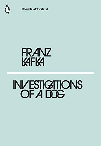 Investigations of a Dog (Paperback): Franz Kafka