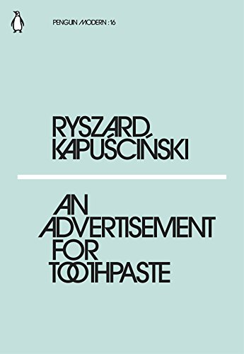 An Advertisement for Toothpaste (Paperback)