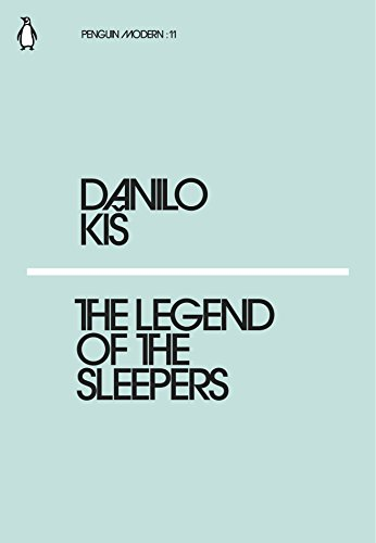 The Legend of the Sleepers (Paperback)