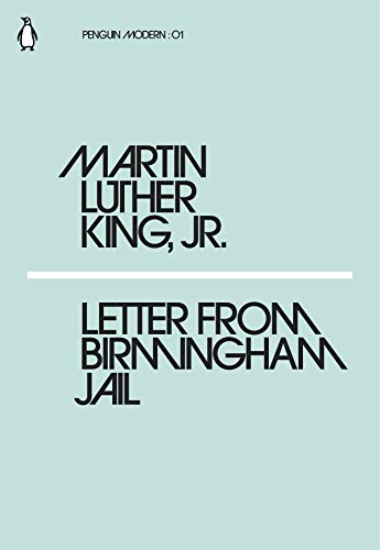 9780241339466: MARTIN LUTHER KING LETTER FROM BIRMINGHAM JAIL /ANGLAIS (PENGUIN MODERN)