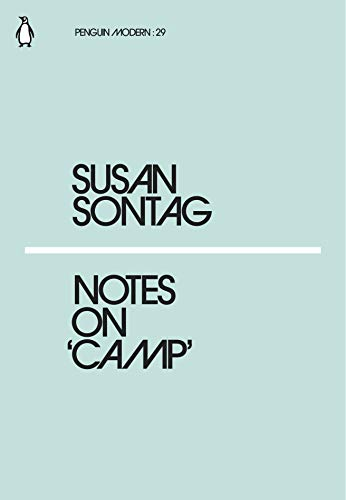 Notes on Camp (Paperback)