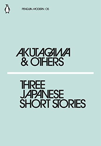 9780241339749: Three Japanese Short Stories