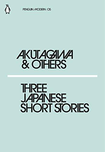 Three Japanese Short Stories (Paperback)