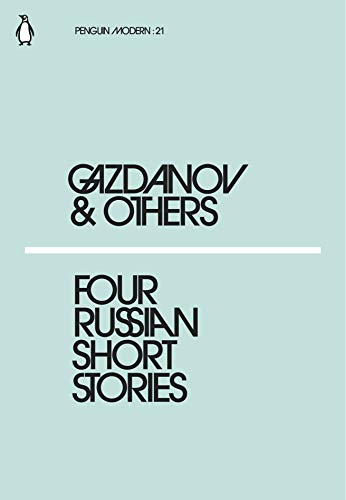 Four Russian Short Stories (Paperback)