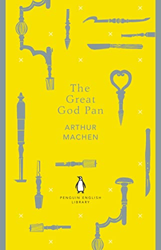 9780241341124: The Great God Pan (The Penguin English Library)