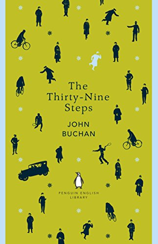9780241341254: The Thirty-nine Steps (The Penguin English Library)