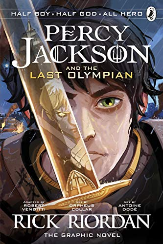 9780241342909: The Last Olympian: The Graphic Novel (Percy Jackson Book 5)