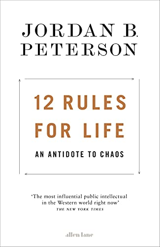 9780241351635: 12 Rules for Life: An Antidote to Chaos