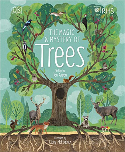 9780241355435: RHS The Magic and Mystery of Trees