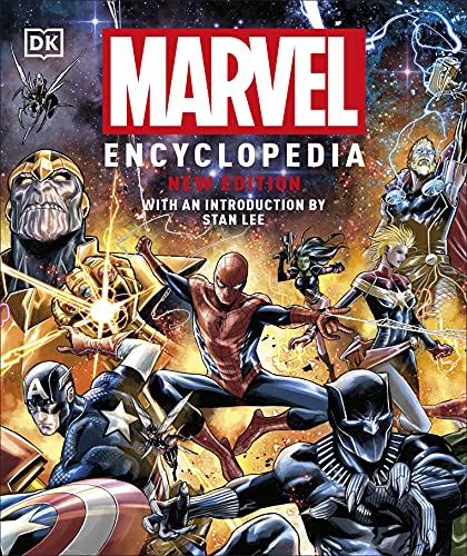 9780241357552: Marvel Encyclopedia (updated Edition)