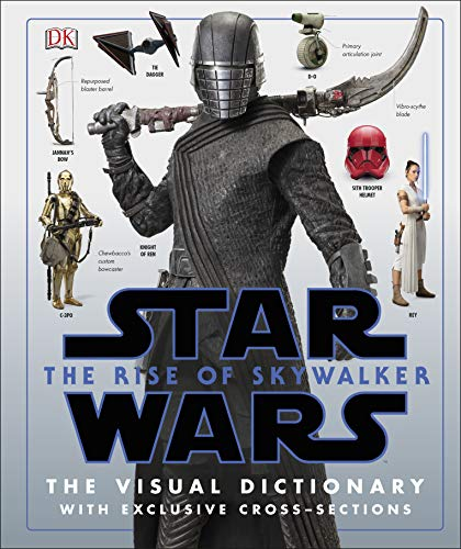 9780241357699: Star Wars The Rise of Skywalker The Visual Dictionary: With Exclusive Cross-Sections