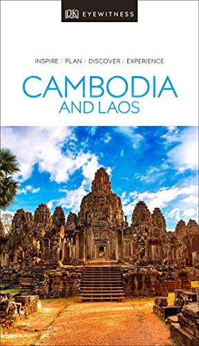 9780241358290: DK Eyewitness Travel Guide Cambodia and Laos [Lingua Inglese]