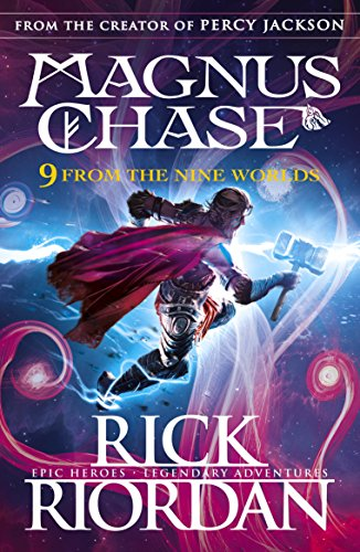 9780241359433: 9 From the Nine Worlds: Magnus Chase and the Gods of Asgard
