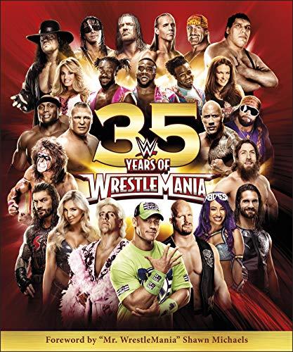 9780241361351: WWE 35 Years of Wrestlemania