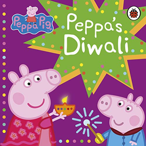 9780241371541: Peppa Pig: Peppa's Diwali