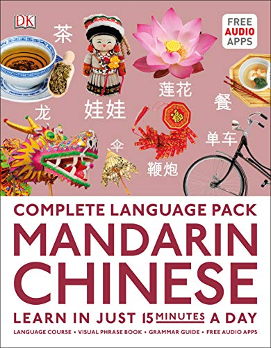 9780241379875: Complete Language Pack Mandarin Chinese: Learn in just 15 minutes a day (Complete Language Packs)