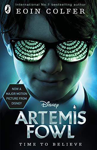 9780241387177: Artemis Fowl: Film Tie-In