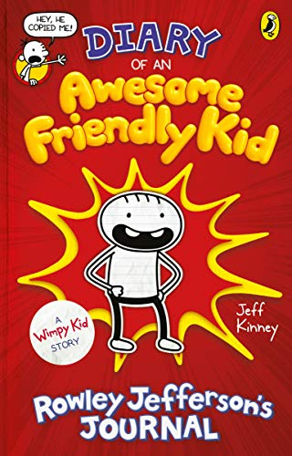 9780241405604: Diary of an Awesome Friendly Kid: Rowley Jefferson's Journal (Diary of a Wimpy Kid)