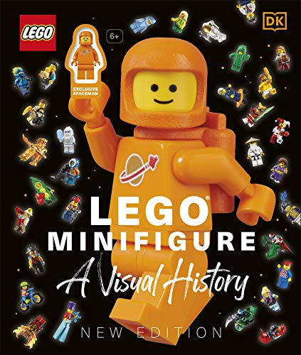 9780241409695: LEGO® Minifigure A Visual History New Edition: With exclusive LEGO spaceman minifigure!